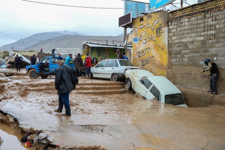 Ιράν: Τουλάχιστον 23 οι νεκροί από τις φονικές πλημμύρες