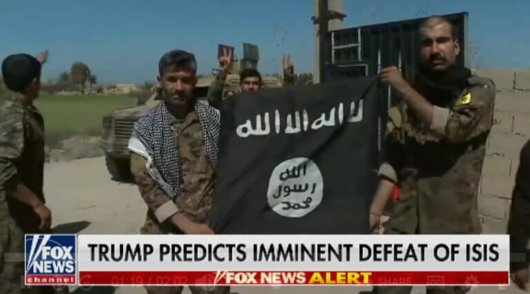 ISIS… το τέλος! «Έπεσε» το τελευταίο οχυρό των τζιχαντιστών! | Newsit.gr