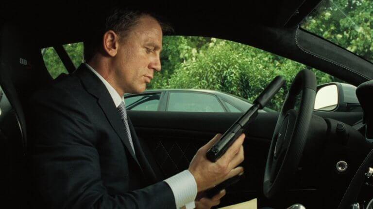 Στροφή στα οικολογικά αυτοκίνητα για τον επόμενο James Bond!