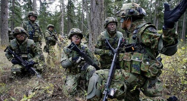 Πυραύλους και στρατεύματα κατά της Κίνας εγκαθιστά η Ιαπωνία