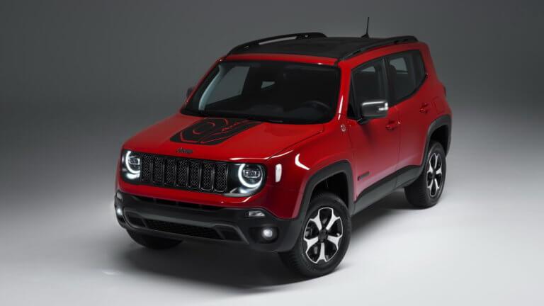 Έρχονται τα επαναφορτιζόμενα υβριδικά Jeep Renegade και Compass | Newsit.gr