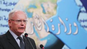 Στην Άγκυρα ο ειδικός απεσταλμένος των ΗΠΑ για την Συρία