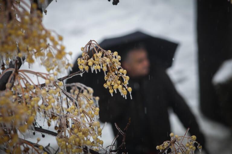 Καιρός: Χιόνια και στην Αττική – Που θα χτυπήσουν τα καιρικά φαινόμενα