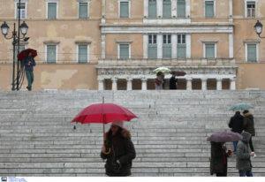 Καιρός: Θα βρέχει στην μισή Ελλάδα και στην άλλη μισή θα χιονίζει! [χάρτης]