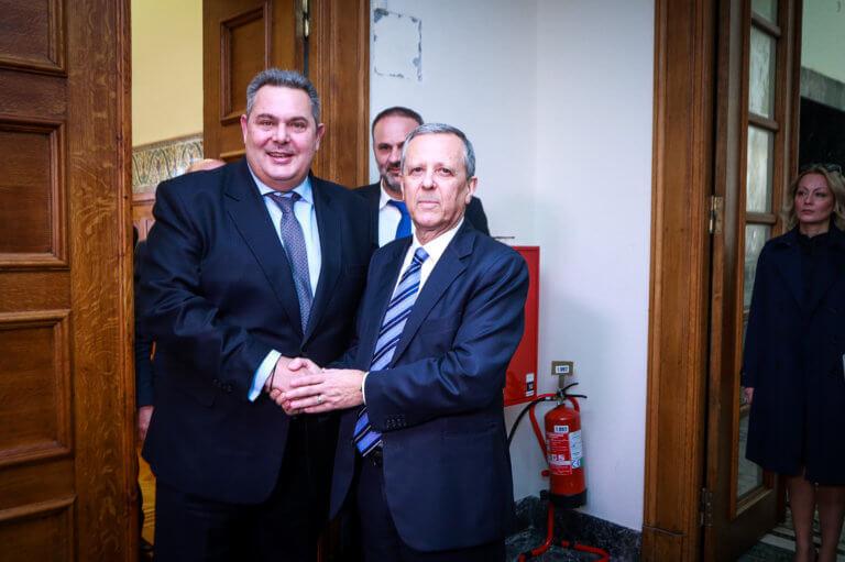 Ανακοινώθηκε η συνεργασία ΑΝΕΛ – Μπαλτάκου – Θα είναι υποψήφιος ευρωβουλευτής