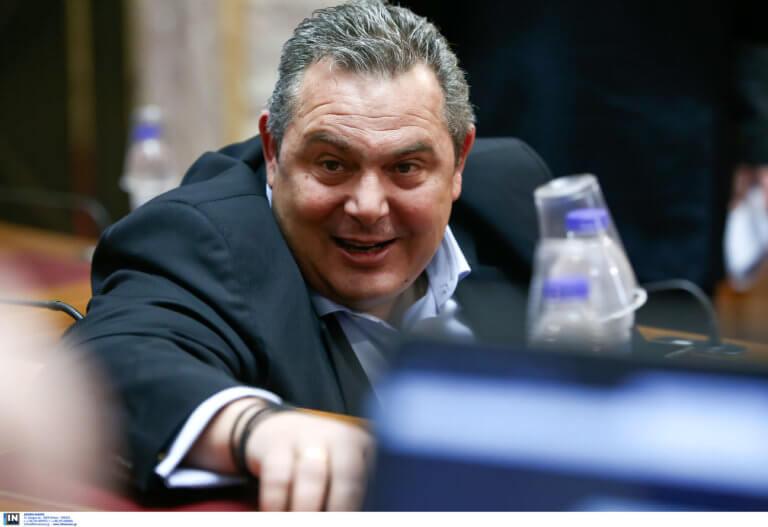 Καμμένος κατά Κοτζιά: Βρήκε ευκαιρία ο προδότης της Μακεδονίας, ο Πήλιος Γούσης»