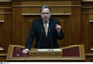 Κατρούγκαλος: Θέλουμε να ξεκινήσουν οι διαπραγματεύσεις για το Κυπριακό