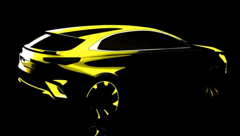 H Kia ανακοινώνει νέο crossover που θα βασίζεται στο Ceed