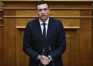 Κικίλιας: «Πυρά» στην κυβέρνηση για… προληπτικές συλλήψεις και Ρουβίκωνα