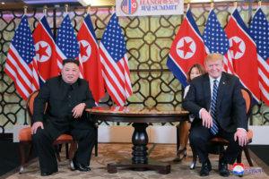 Δεν χορταίνονται! Ενδεχόμενο για νέα συνάντηση Τραμπ – Κιμ Γιονγκ Ουν
