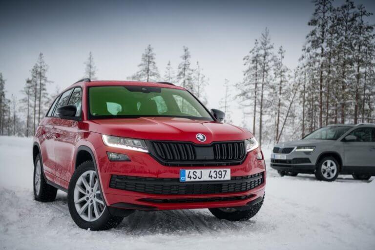Škoda: Νέο ρεκόρ πωλήσεων και μπόλικα νέα μοντέλα εν όψει