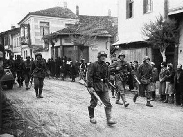 H ιστορική Μάχη της Κοκκινιάς – Οι Ναζί κατακτητές ταπεινώνονται και υποχωρούν! [pics]