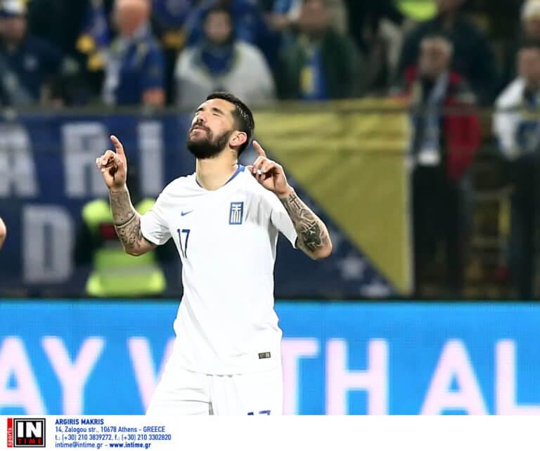 Εθνική Ελλάδας – Κολοβός: «Πρόκληση το παιχνίδι με την Ιταλία»