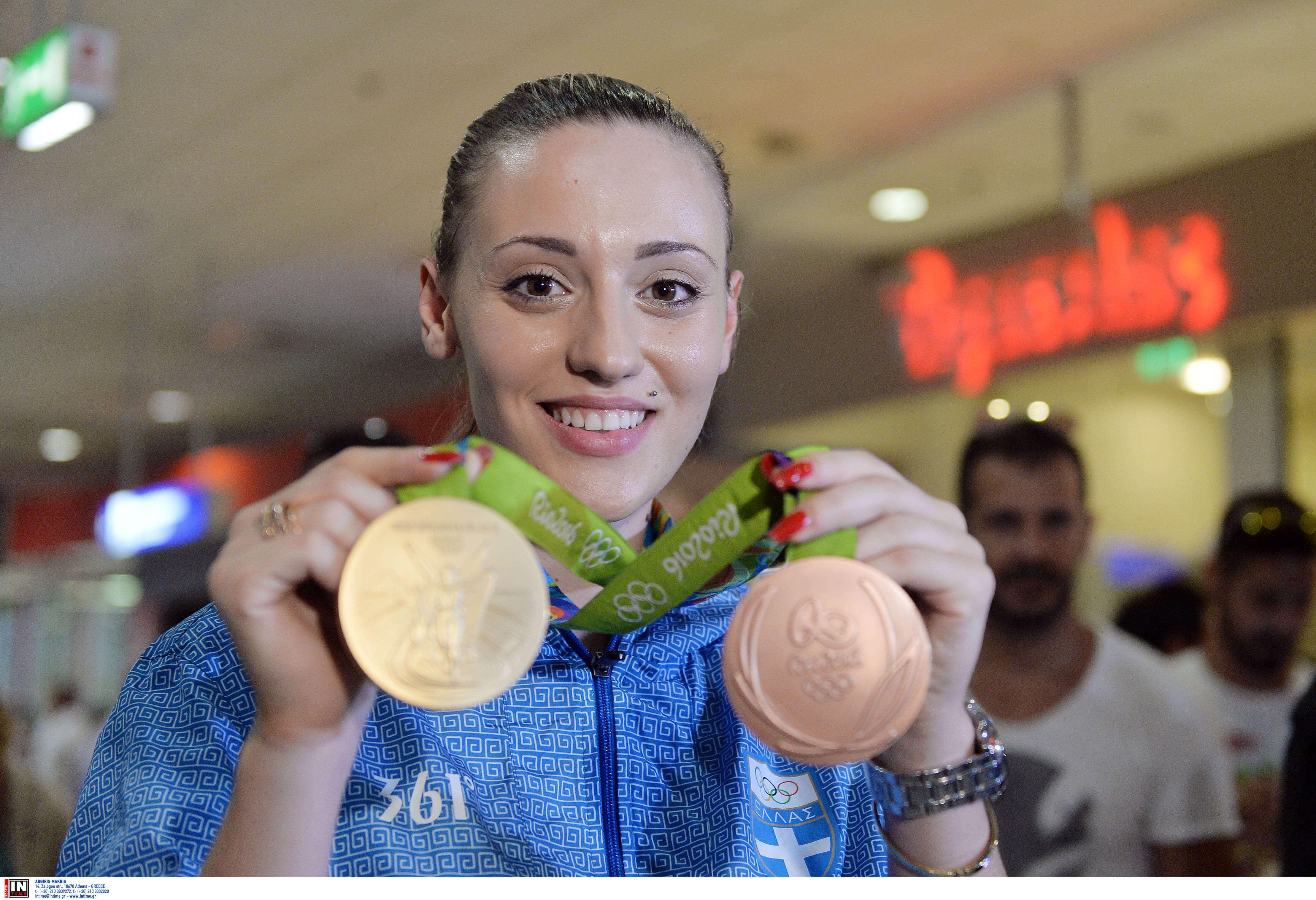 Ολυμπιακοί Αγώνες: Πρώτη λαμπαδηδρόμος η Άννα Κορακάκη!
