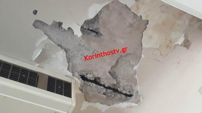 Να αποκατασταθούν οι ζημιές στο δικαστικό μέγαρο Κορίνθου ζητάει η ΕΔΕ