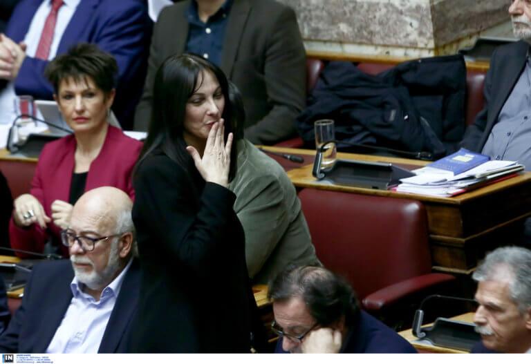 «Σολομώντεια» λύση για να μπει στην ευρωβουλή η Κουντουρά και να μην χαθεί η κυβερνητική πλειοψηφία | Newsit.gr