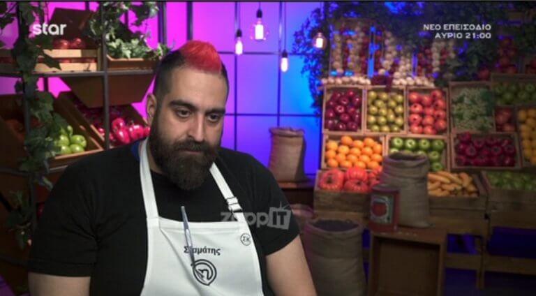 MasterChef: Συγκλόνισε ο Σταμάτης Κωβαίος! «Έχω πρόβλημα με την υγεία μου! Δεν είναι 100% ότι θα γλιτώσω»