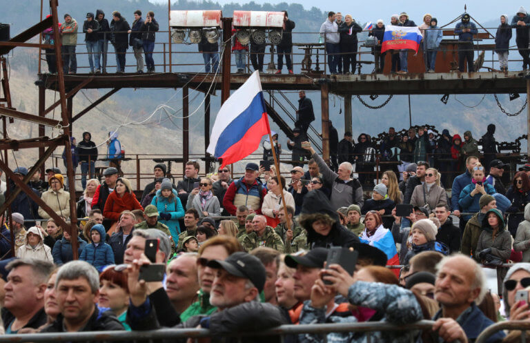 Κριμαία: Αύξηση τιμών και πτώση του βιοτικού επιπέδου τα… οφέλη της προσάρτησης από την Ρωσία