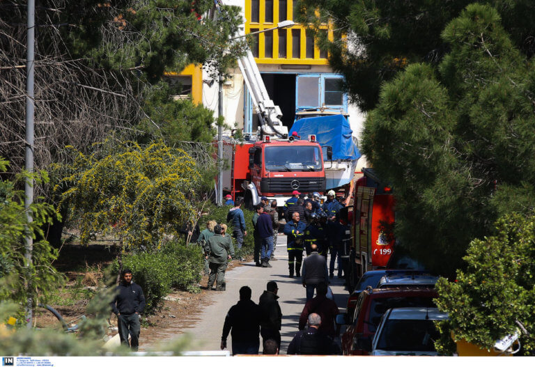 Από θαύμα δεν υπήρξαν θύματα από τη φωτιά στο εργοστάσιο της ΔΕΗ στην Κρήτη!