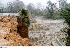 Στοιχεία σοκ για την κακοκαιρία στην Κρήτη: Έβρεχε ασταμάτητα για 41 ώρες!