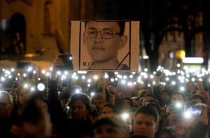 Σλοβακία: Επιχειρηματίας κατηγορείται για την δολοφονία του δημοσιογράφου Γιαν Κούτσιακ!