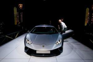 Αυτή η Lamborghini Huracan αξίας 250.000 δολαρίων σε ποιον ανήκει;