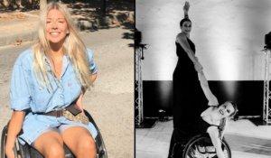 Λαμία: Το μήνυμα ελπίδας και το παράπονο της ξανθιάς καλλονής [pics, video]