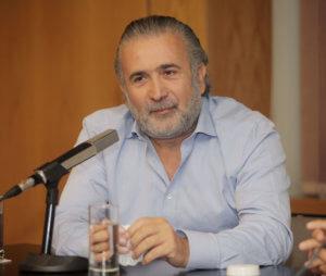"""Λάρισα: Ο Λαζόπουλος ετοιμάζει το επόμενο βήμα – """"Γι' αυτό δεν κόβω το μουστάκι μου""""!"""