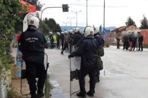 Κέρκυρα: Ποινή φυλάκισης έξι μηνών με αναστολή στους τρεις συλληφθέντες για τα επεισόδια