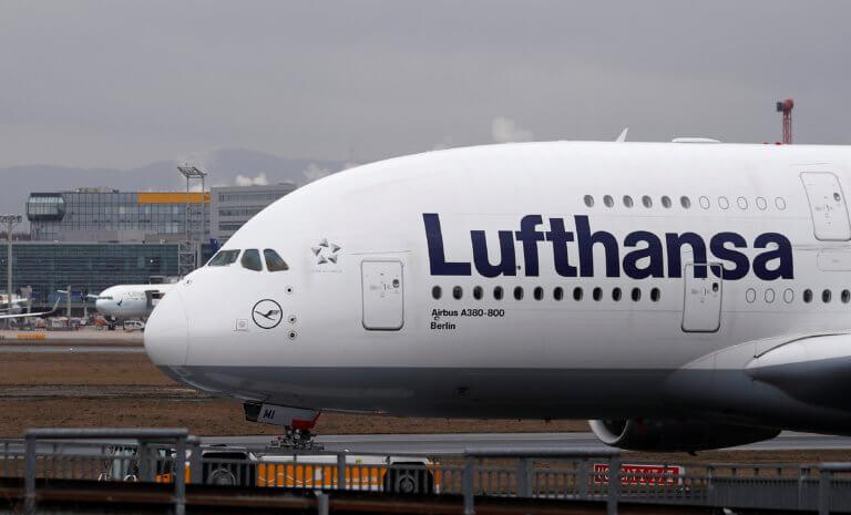 Lufthansa: Χάος από τις δεκάδες ακυρώσεις πτήσεων στην Φρανκφούρτη