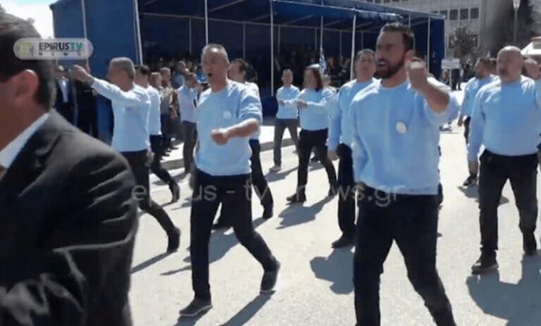 Παρέλαση 25 Μαρτίου: Ένταση και «παρατράγουδα» για τη Μακεδονία σε όλη τη χώρα – video