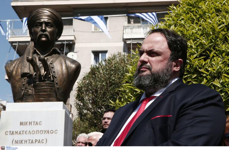 """Ολυμπιακός: Μήνυμα Μαρινάκη για την Ελλάδα! """"Οι Έλληνες δίδαξαν τη θυσία"""" [pic]"""