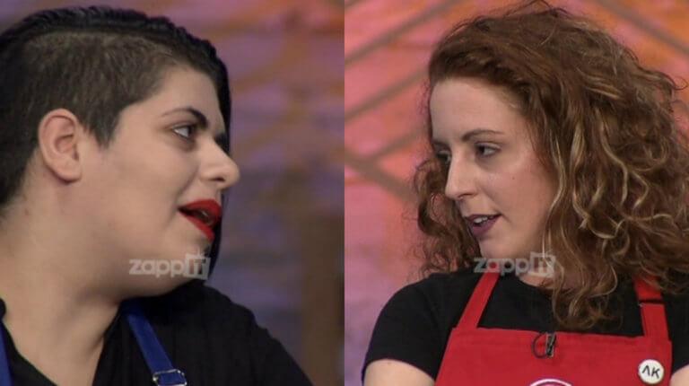 MasterChef: «Αρπάχτηκαν» Άλκηστις και Σπυριδούλα! | Newsit.gr
