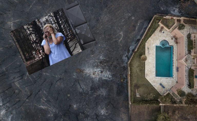 Μάτι: «Έρχονται το κέρατό μου»! Εξοργιστικές απαντήσεις των Αρχών στους πολίτες που καίγονταν! | Newsit.gr