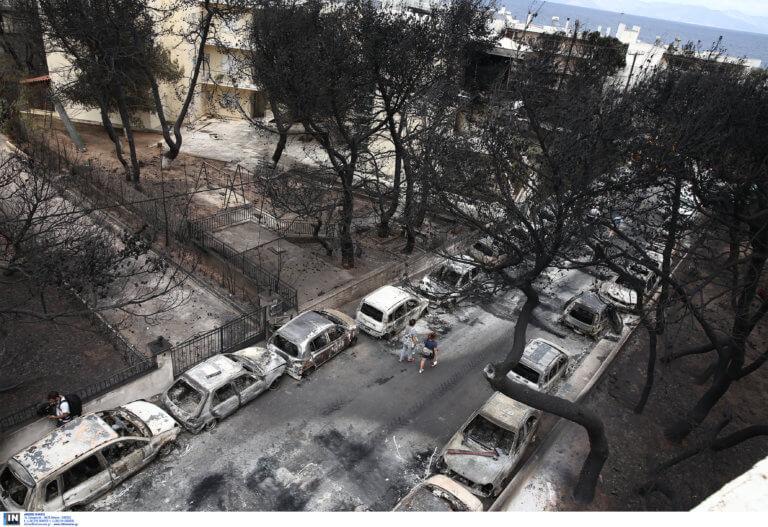 Ξεχειλίζει η οργή στο Μάτι – Κάτοικος εξοργίστηκε με δημοσιογράφο: Άντε γ… | Newsit.gr