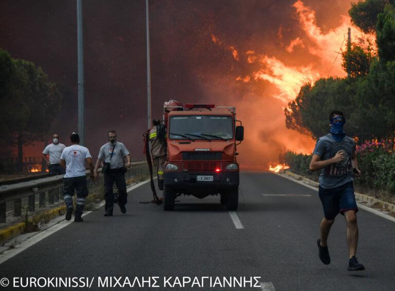 Οι διάλογοι της οργής για τη φωτιά στο Μάτι – Τι αποκαλύπτει η εισαγγελική διάταξη
