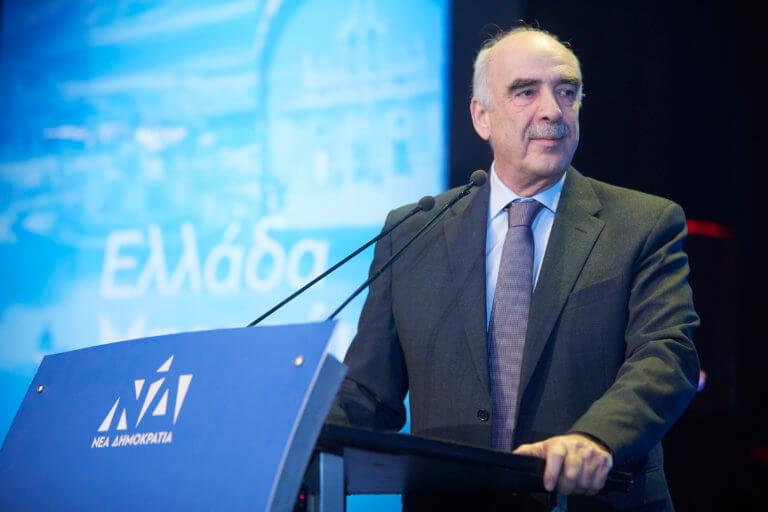 Μεϊμαράκης: Αγωνιστής ο Άδωνις – Θα κάνω ό,τι χρειάζεται για να πάει καλά η «φανέλα»