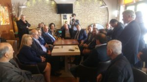 Εκλογές 2019: Στη Ροδόπη ο Βαγγέλης Μεϊμαράκης – Οι αναρτήσεις στο Twitter [pics]