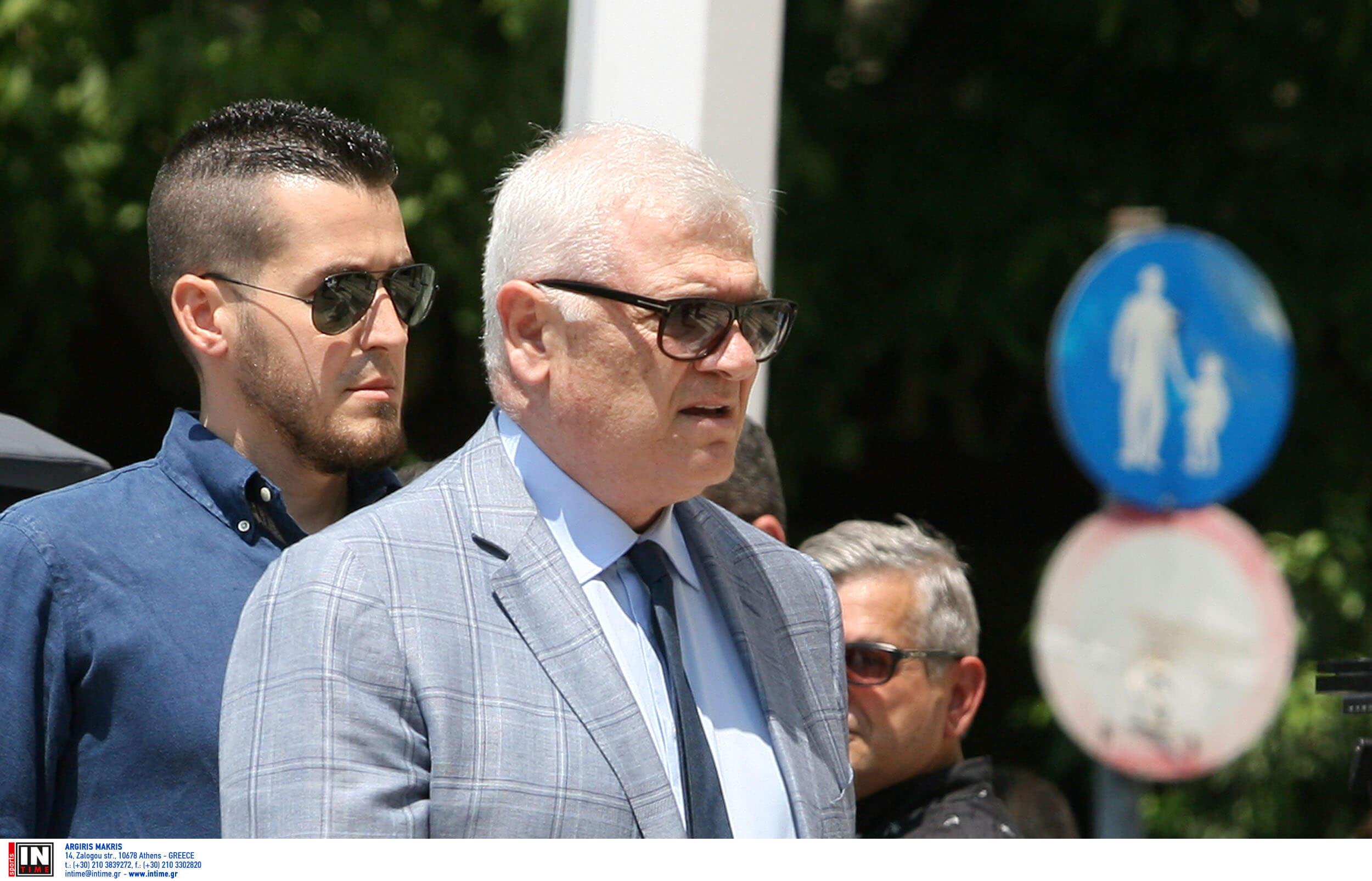 """Θανάσης Γιαννακόπουλος: Προσωπική δήλωση Μελισσανίδη! """"Καλό ταξίδι, καλέ μου φίλε"""""""
