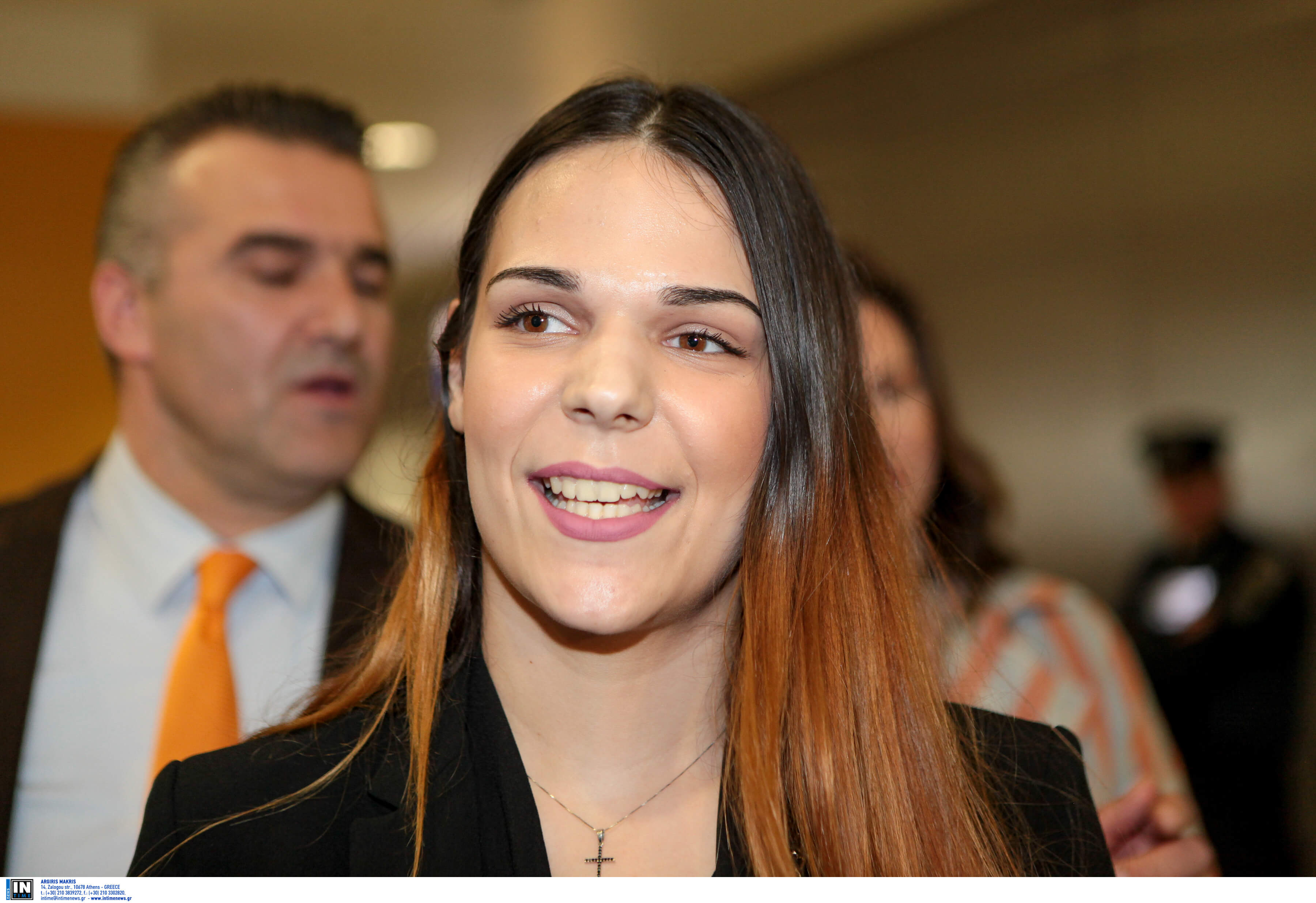 Ειρήνη Μελισσαροπούλου: Επέστρεψε στην Ελλάδα το μοντέλο μετά την αθώωσή της