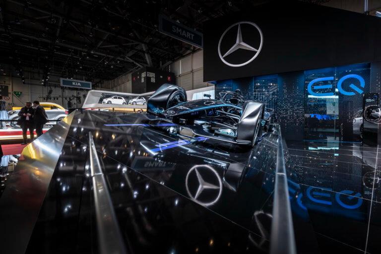 Mercedes-Benz: Από την έκθεση της Γενεύης στο… μέλλον