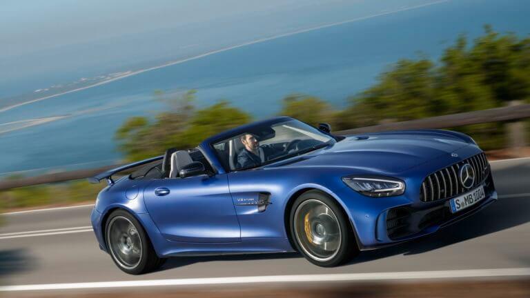 Μόνο 750 θα αποκτήσουν τη νέα Mercedes-AMG GT R Roadster! [pics] | Newsit.gr