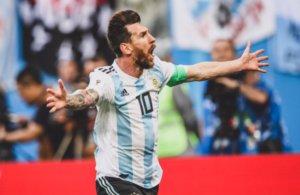 Τιμωρία τέλος! Επιστρέφει στην Εθνική Αργεντινής ο Μέσι [pic]
