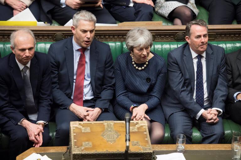 Brexit: Το… βρετανικό γεφύρι της Άρτας! Νέες «μάχες» στο Κοινοβούλιο!   Newsit.gr