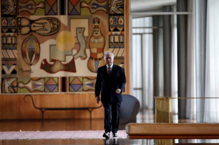 Βραζιλία: Συνελήφθη ο πρώην πρόεδρος για το «πλυντήριο αυτοκινήτων»!