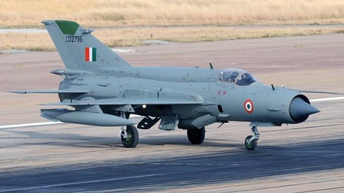Έκτακτο – Συντριβή ινδικού μαχητικού αεροσκάφους κοντά στα σύνορα του Πακιστάν | Newsit.gr