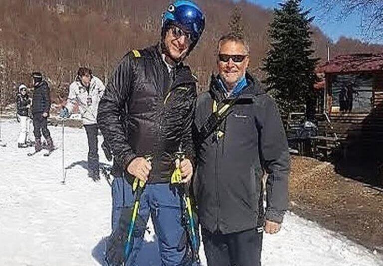 Ημαθία: Για σκι στα 3-5 Πηγάδια ο Κυριάκος Μητσοτάκης [pic]