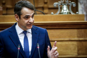 Εκλογές 2019: Μητσοτάκης κατά Τσίπρα και… επίθεση από το βήμα της Κ.Ο.