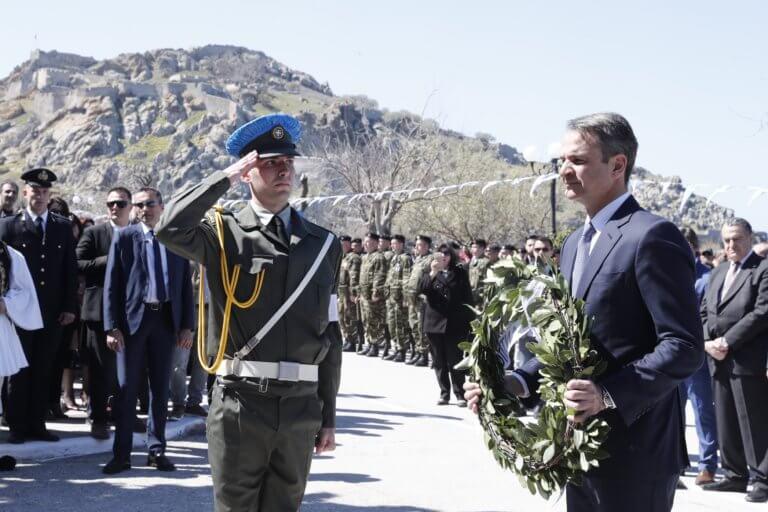 Ευρωεκλογές 2019: Ο Μητσοτάκης στη Βόρεια Ελλάδα για να εκμεταλλευθεί τη… Συμφωνία των Πρεσπών