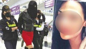 Ομόφωνα αθώο το μοντέλο που συνελήφθη με κοκαΐνη στο Χονγκ Κονγκ
